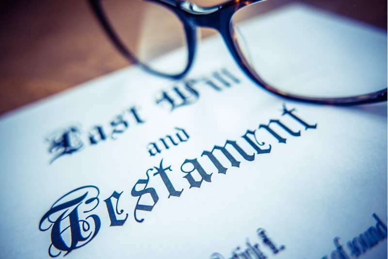 Last Will and Testament | Financial Concierge Blog
