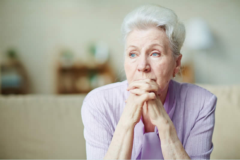 The Challenge of Aging Alone - Financial Concierge Blog