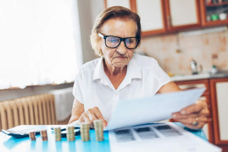 AB Gov't Coverage for Seniors Update & A Client Story
