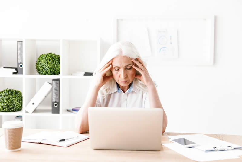 Cognitive Decline leads to Financial Vulnerability