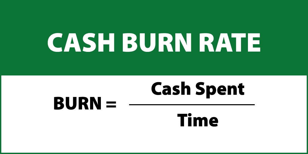 Cash Burn Rate calculation